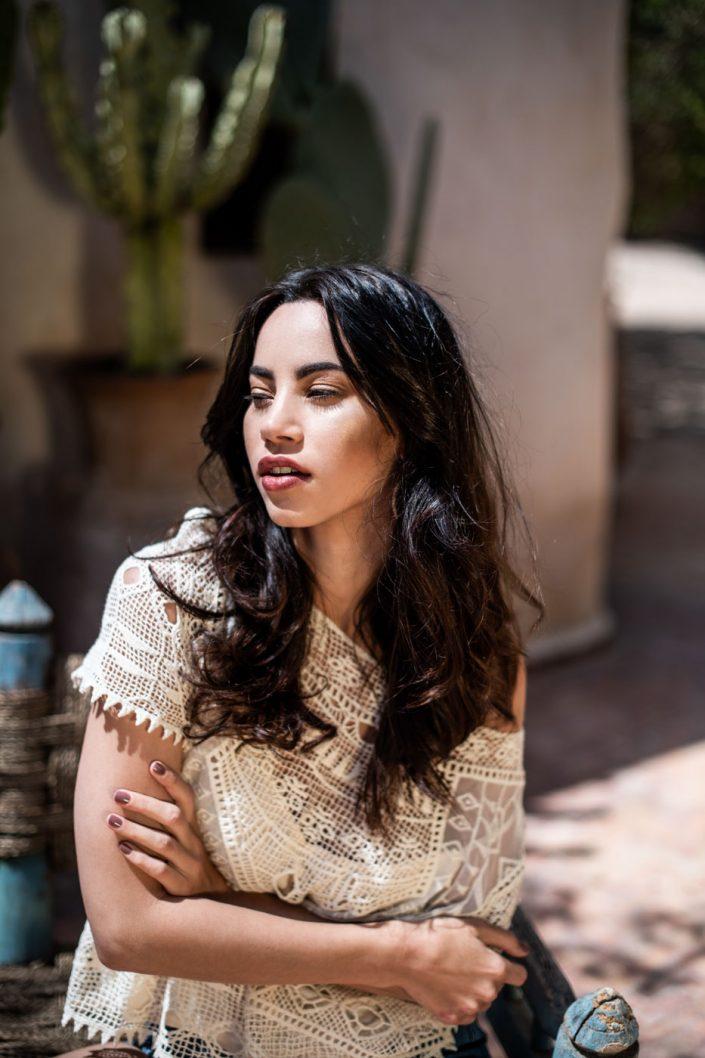 Margaux Gatti Photographe - Metz Lorraine Luxembourg - Shooting photo Collection été 2019 pour Chaussea au Maroc