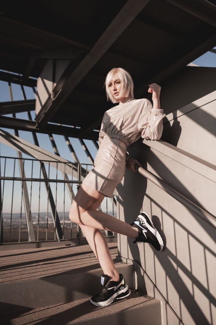 Margaux Gatti Photographe - Metz Lorraine Luxembourg - Shooting photo Collection Sport Chaussures Printemps 2020 pour Chaussea