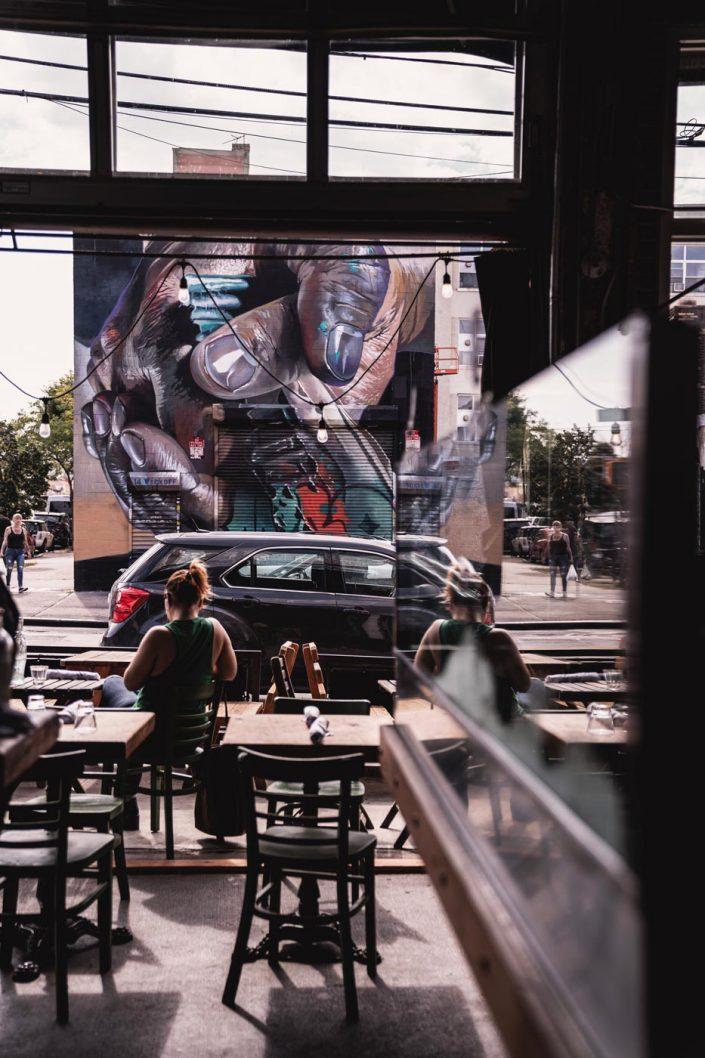 Voyage de 10 jours à New York en septembre 2019 - Le Street Art à Bushwick