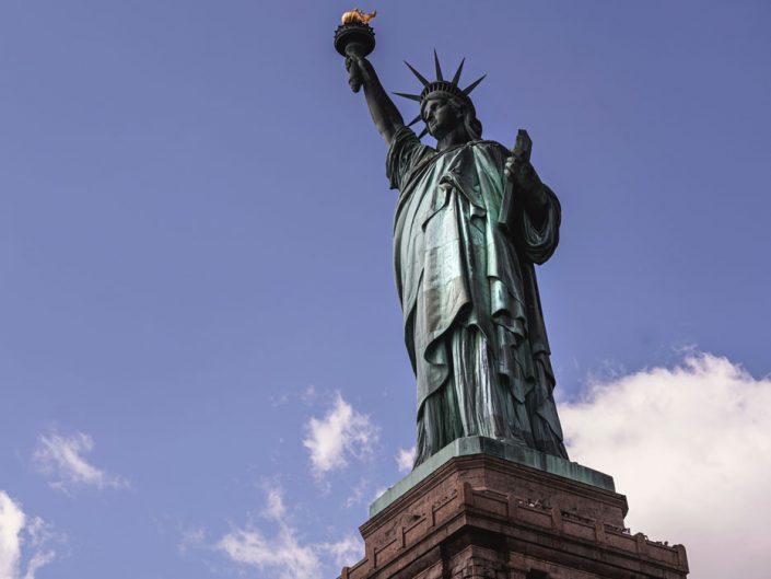Voyage de 10 jours à New York en septembre 2019 - Statue de la Liberté