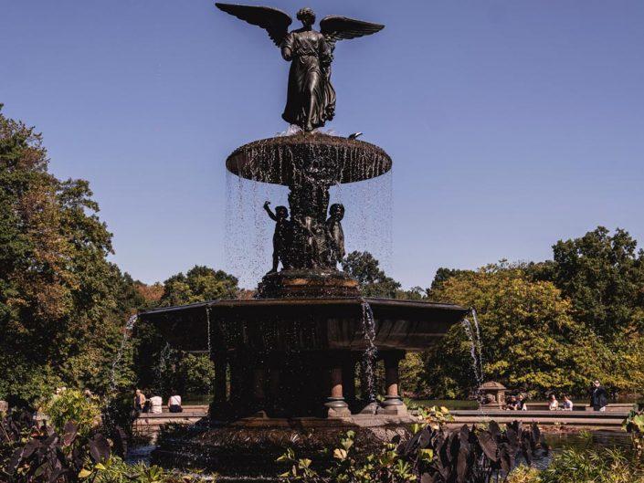 Voyage de 10 jours à New York en septembre 2019 - Central Park