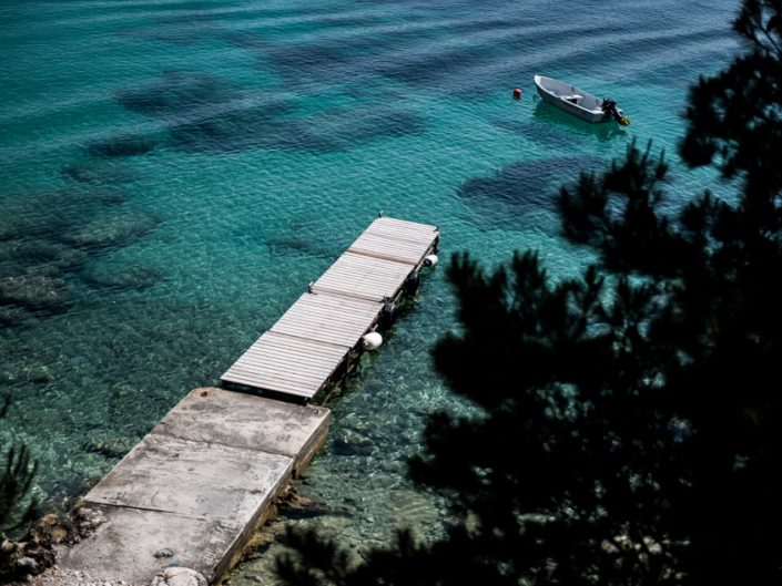 Road-Trip en Croatie - Voyage d'une semaine - direction la plage de Zlatni Rat à Bol