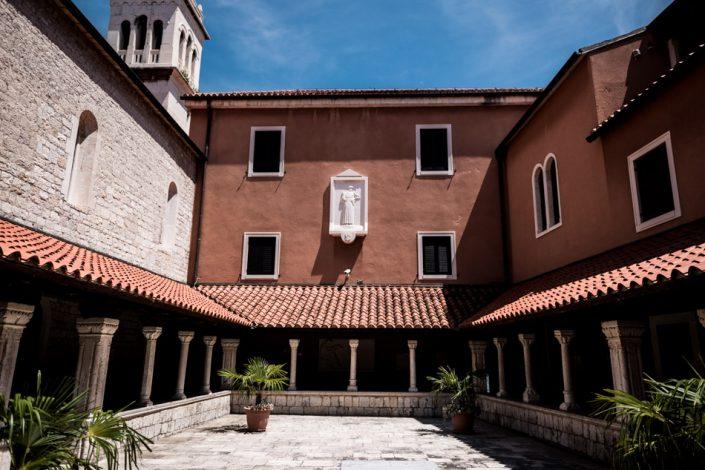 Road-Trip en Croatie - Voyage d'une semaine - Eglise St François