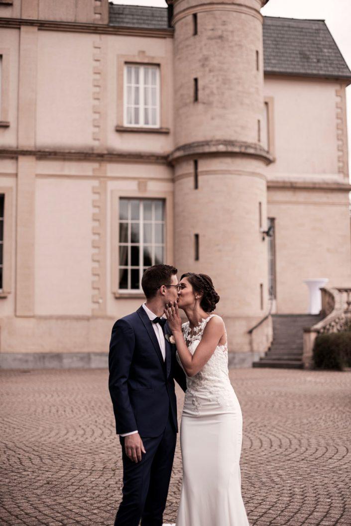 Margaux Gatti Photographe Mariage - Photos de Mariage au Château du bois d'Arlon - Belgique