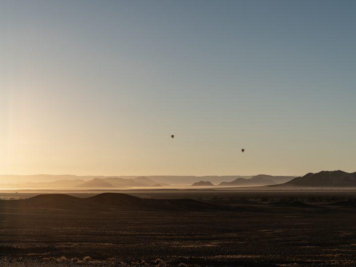 Première halte vers la Dune 45 pour admirer le lever du soleil