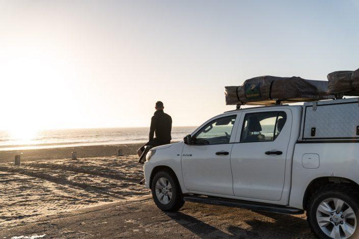 Roadtrip en Namibie, la route pour aller à Walvis Bay