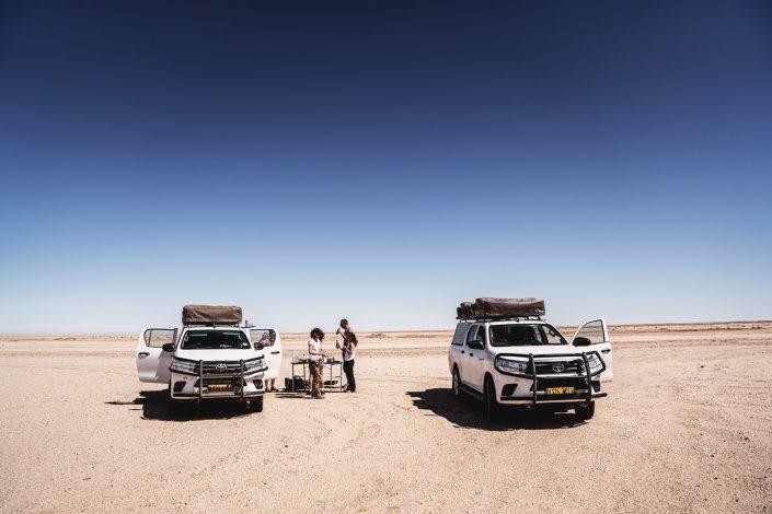 Raodtrip en Namibie - Direction le Parc d'Etosha !