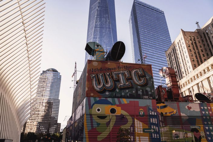 Voyage de 10 jours à New York en septembre 2019 - Ground Zero & Oculus