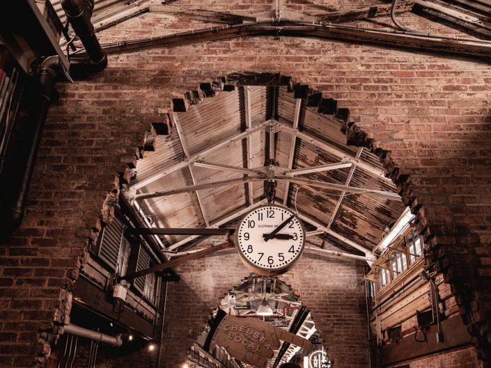 Horloge The Chelsea Market New York