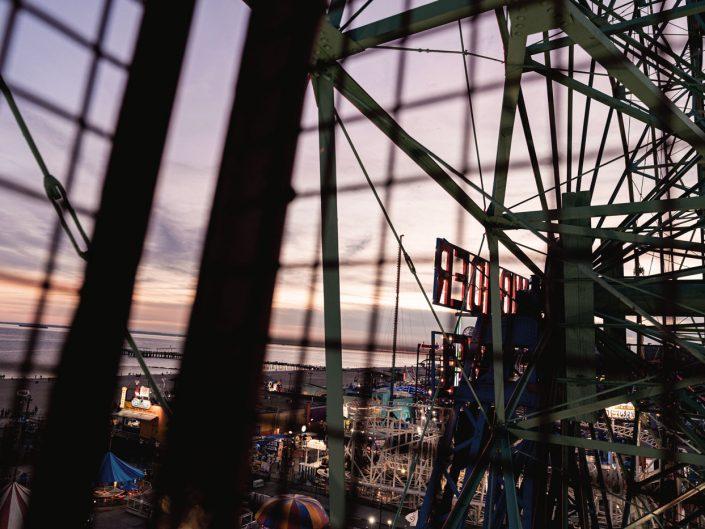 Wonder Wheel - Coney Island