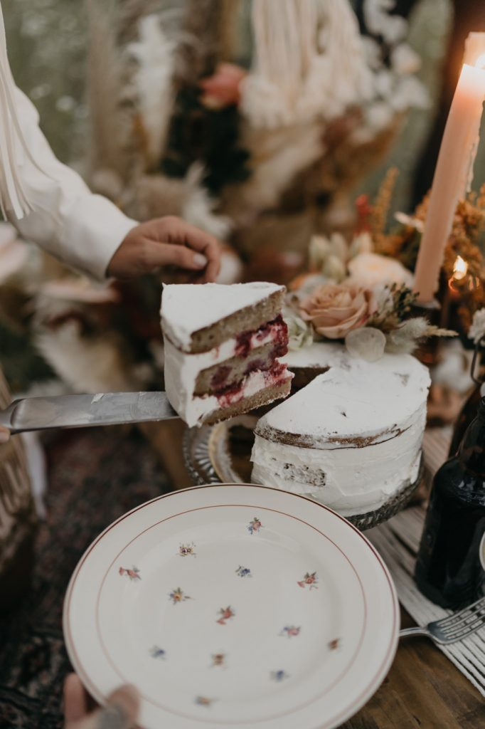 Margaux Gatti Photographe Mariage Metz Lorraine Shooting Western Wedding Cake