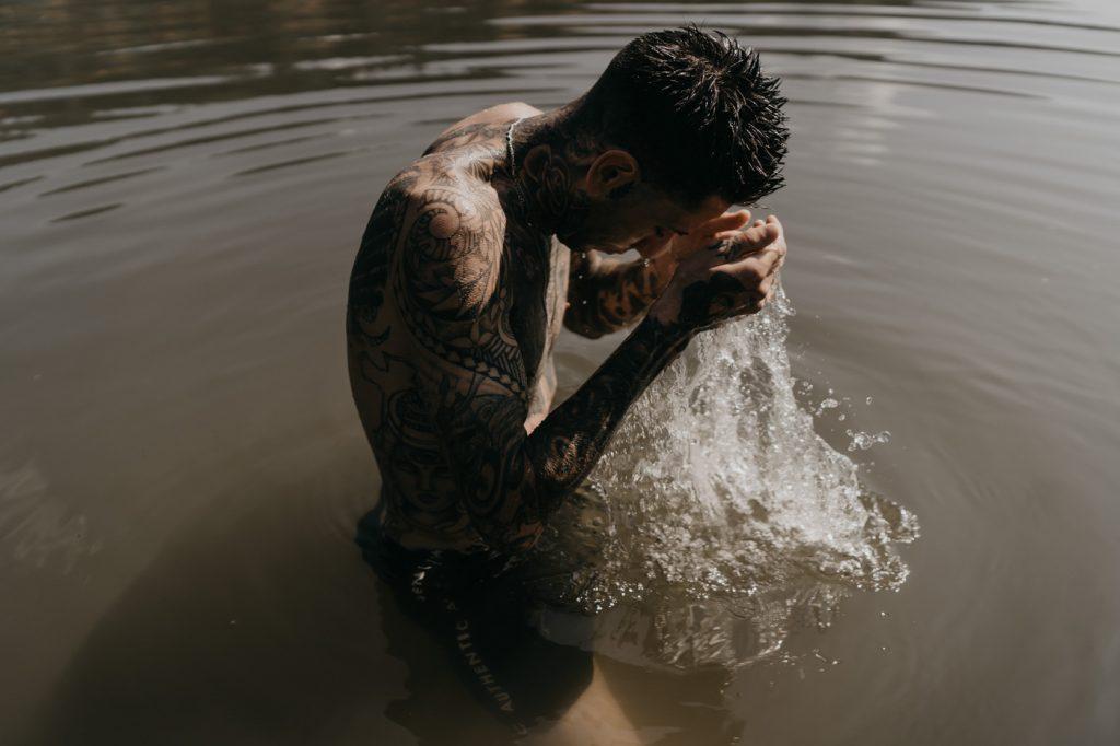 Margaux Gatti Photographe Mariage Metz Lorraine Shooting Western Underwater