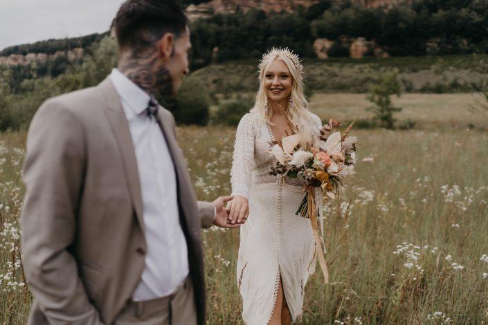 Margaux Gatti Photographe Mariage Metz Lorraine Shooting Western Couple